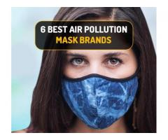 How Can Air Pollusion Mask  Work?