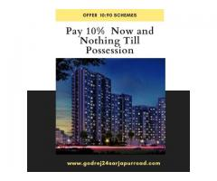 Godrej 24 3 BHK New Apartment at Bangalore