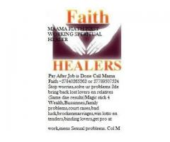 This One Day Special Prayer Fixed All My Marriage and Finacial Problems  Prophetess Faith.