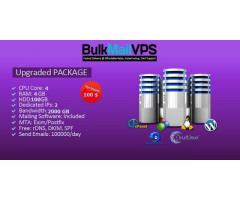 Buy Lowest Rate Email Marketing VPS Servers With Free Mailing Software