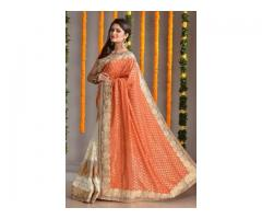 Exclusive Silk Sarees online shopping from the best saree store AdiMohiniMohanKanjilal