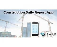 Daily Report Construction