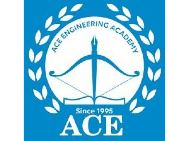 ACE Engineering Academy   Leading institute for ESE / GATE