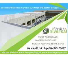 Water Proofing and Heat Proofing Services