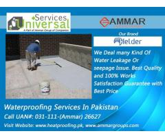 Water Proofing Service In Pakistan