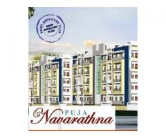 SRR Marketing's Puja Navarathna Exclusive Affordable Luxury Apartments