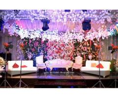 We are reliable Wedding Planners offering complete wedding services to the clients