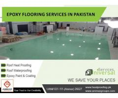 Best Surface Paint Epoxy Coating for floor in Pakistan