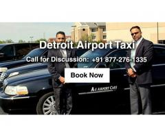 Metro Detroit Car Service | Detroit Airport Transportation -  877-276-1335