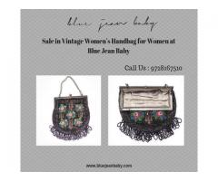 Sale in Vintage Women's Handbag at Blue Jean Baby