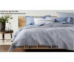 Organic Cotton Sheets, Luxury Designer Organic Bedding Collections