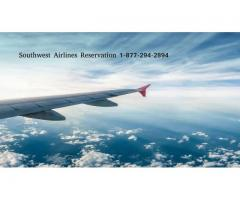 Southwest Airlines Phone Number : Make Online reservations 1-877-294-2894