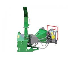 Chip wood finely with wood chippers