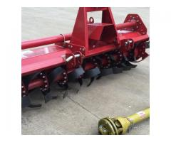 Rotary tillers are essential to till the soil