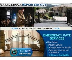 24/7 Available Service for Garage Door Opener Repair $25.95 |Sugar Land, 77498 TX
