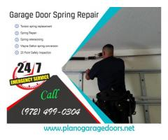 Professional Garage Door Service, Spring & Rolling Gate Repair In Plano Dallas, 75023 TX|$25.95