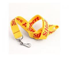 St-Hubert BBQ Yellow Lanyards