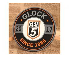 GLOCK PVC Patches