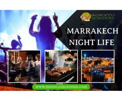 Marrakech night life