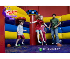 Enjoy Like Never Before With Bounce House Rentals