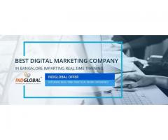 Indglobal- Best Digital Marketing Training Institute in Bangalore