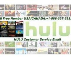 Hulu Technical Support  +1(888)-337-5333 Number