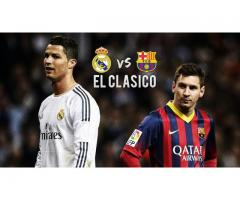 Watch Barcelona vs Real Madrid Live stream Free Online