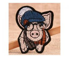 Make Custom Patches | The Pig Boy Make Custom Patches | GS-JJ.com   ™| 40% off